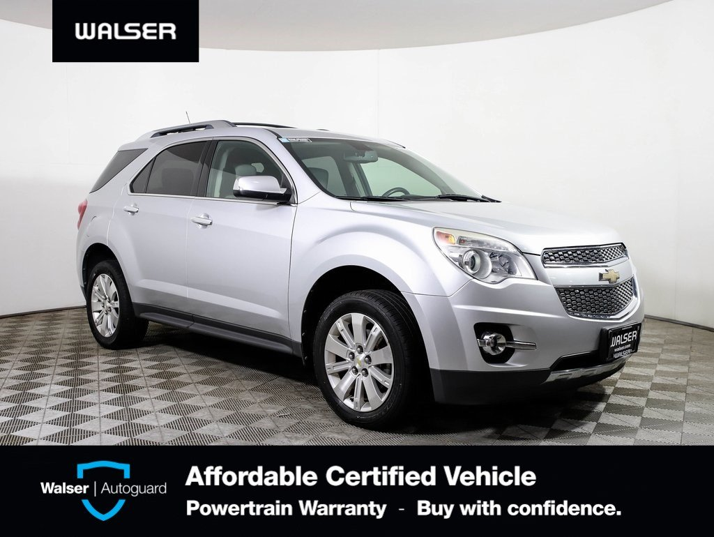 Pre-Owned 2010 Chevrolet Equinox