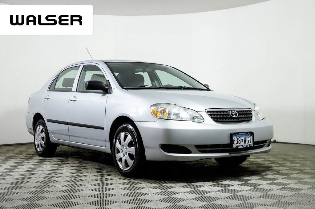 Pre-Owned 2007 Toyota Corolla CE UPGRADE PK