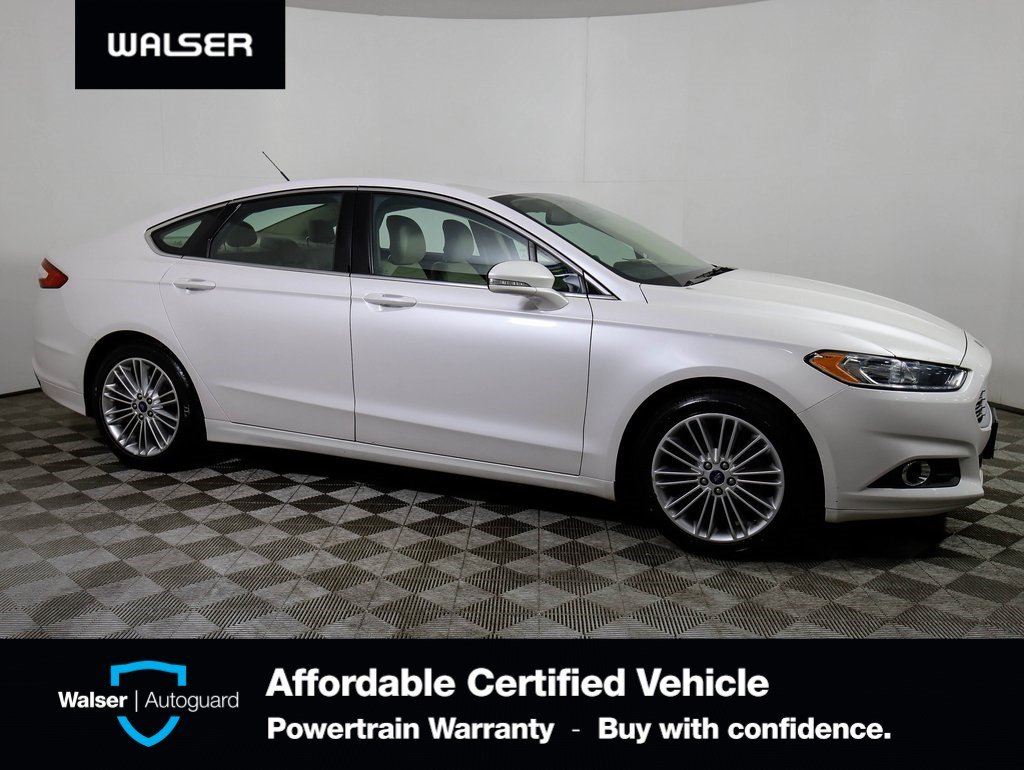 Pre-Owned 2014 Ford Fusion