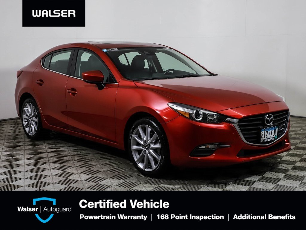 Pre-Owned 2017 Mazda3 Sedan