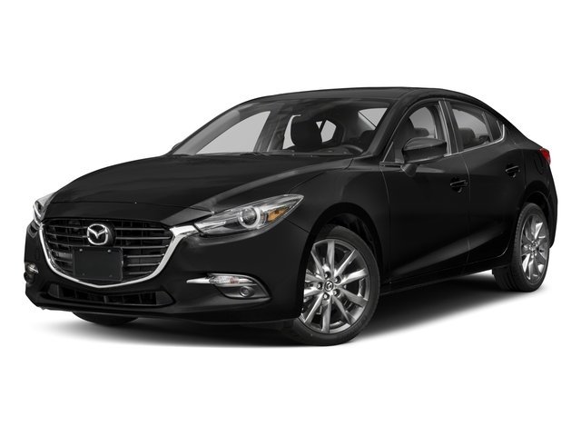New 2018 Mazda3 4-Door GT SEDAN FWD Sedan