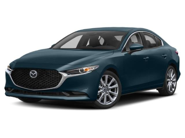 New 2020 Mazda3 AWD w/ Select Pkg