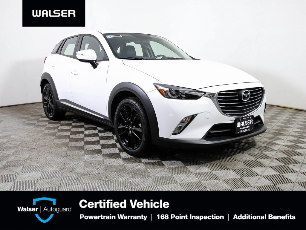 Pre-Owned 2016 Mazda CX-3 GT AWD LOW MILES!