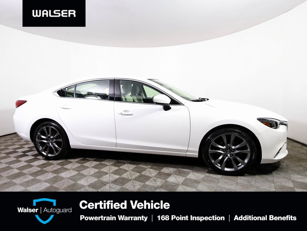 Pre Owned 2016 Mazda6 Grand Touring