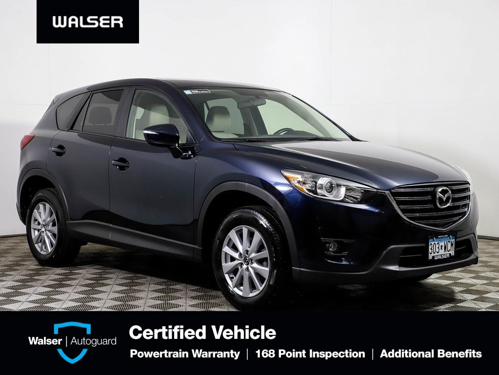Pre-Owned 2016 Mazda CX-5 TR AWD BOSE MR NAV