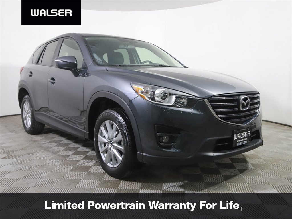 Pre Owned 2016 Mazda Cx 5 Touring Mazda Connect Sport Utility In