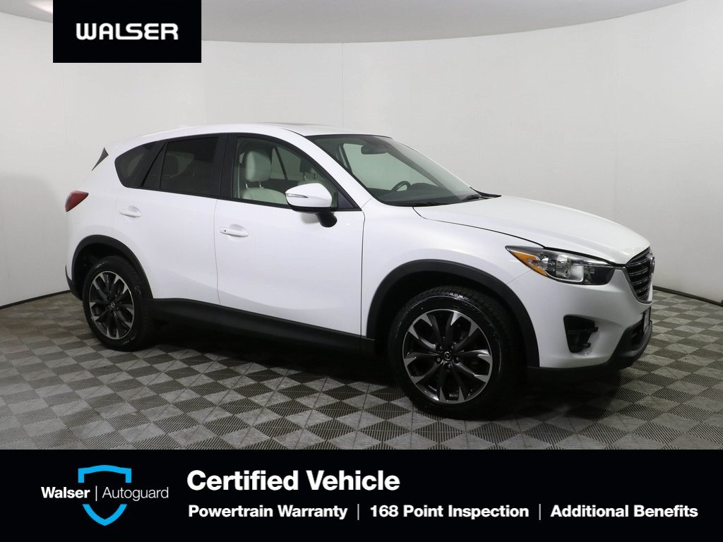 Pre-Owned 2016 Mazda CX-5 GT AWD NAV BOSE MR