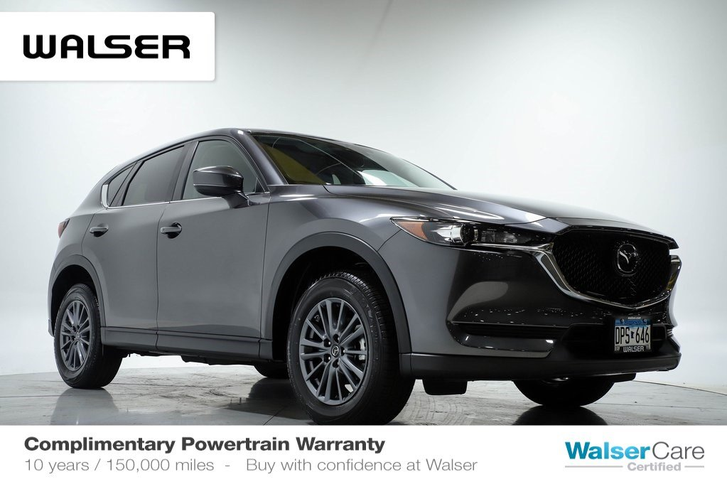 Pre-Owned 2019 Mazda CX-5 Touring AWD