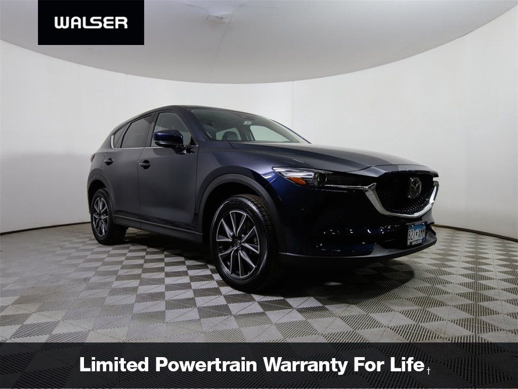Certified Pre-Owned 2017 Mazda CX-5 GT PREMIUM
