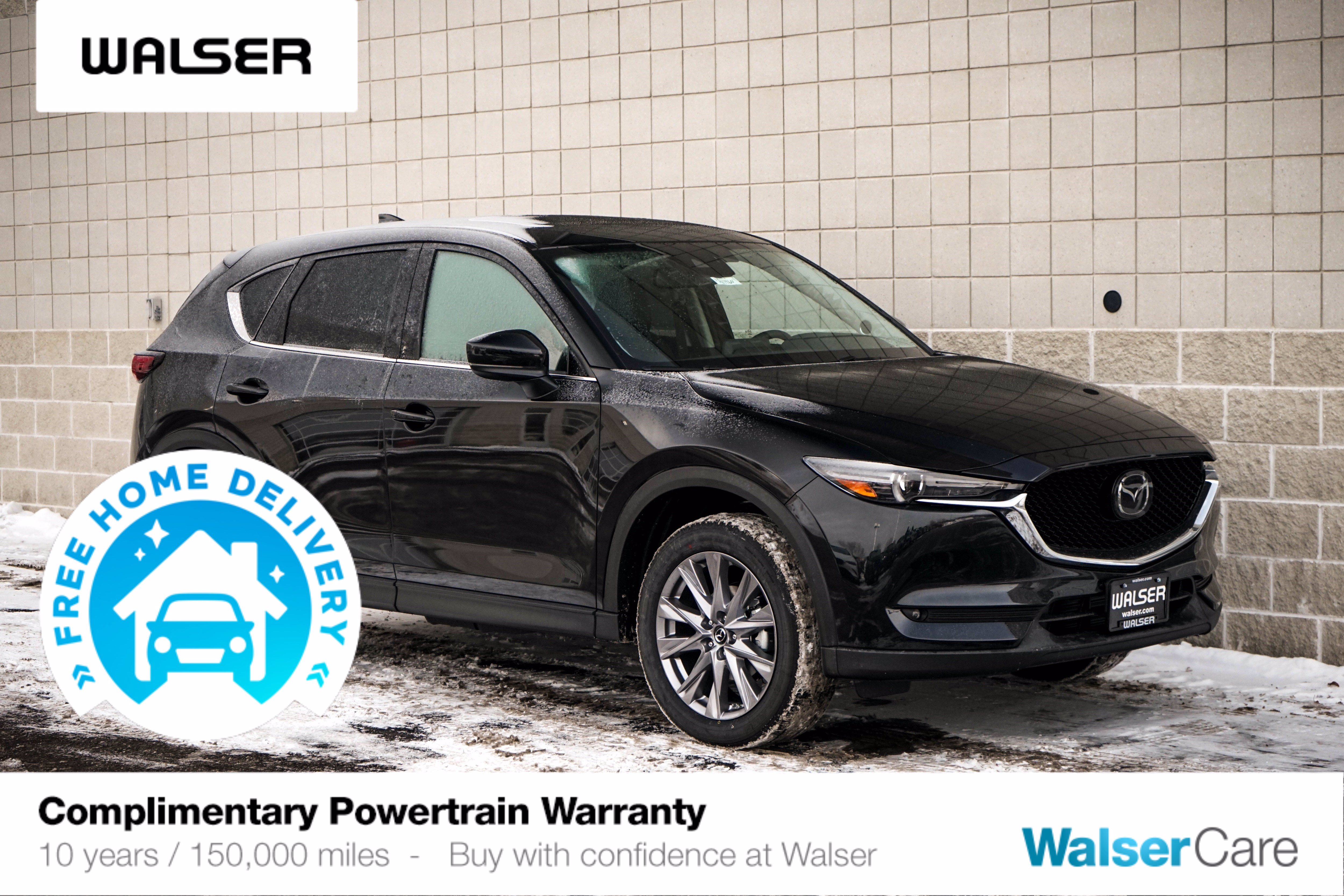 New 2020 Mazda CX-5 Grand Touring AWD