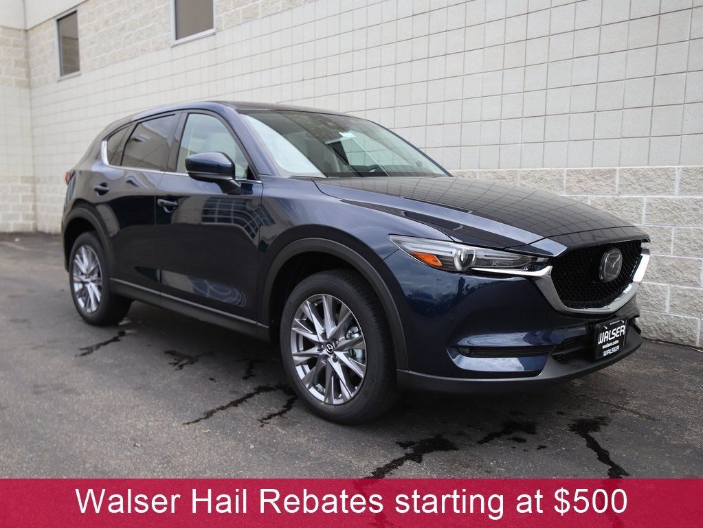 New 2019 Mazda CX-5 GT RESERVE AWD