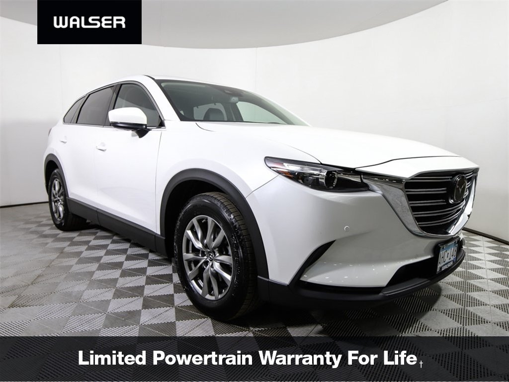Certified Pre-Owned 2018 Mazda CX-9 Touring Premium