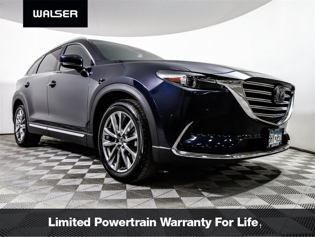 Certified Pre-Owned 2018 Mazda CX-9 Grand Touring Nav