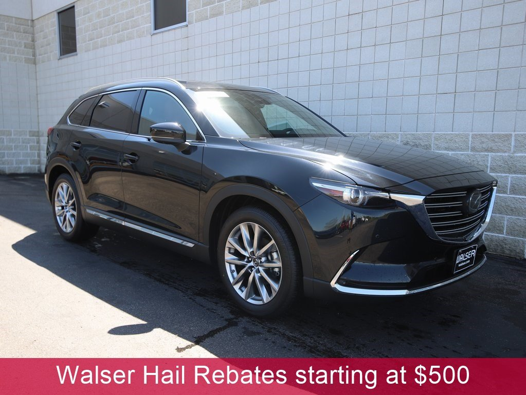 2019 Mazda CX-9: Expectations, Changes >> New 2019 Mazda Cx 9 Signature Awd With Navigation Awd