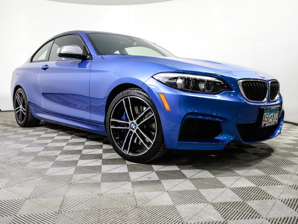 Pre-Owned 2018 BMW 2 Series