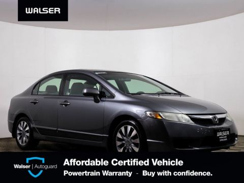 Pre-Owned 2010 Honda Civic Sdn