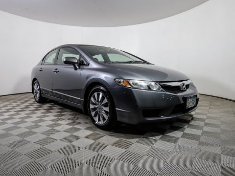 Pre-Owned 2011 Honda Civic Sdn