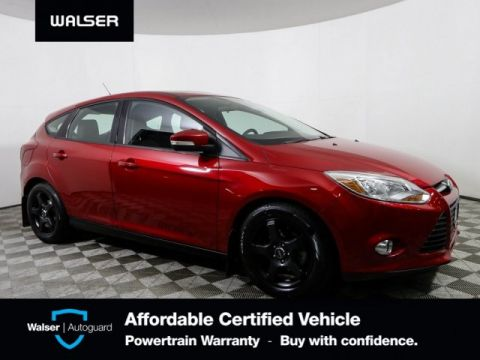 Pre-Owned 2012 Ford Focus