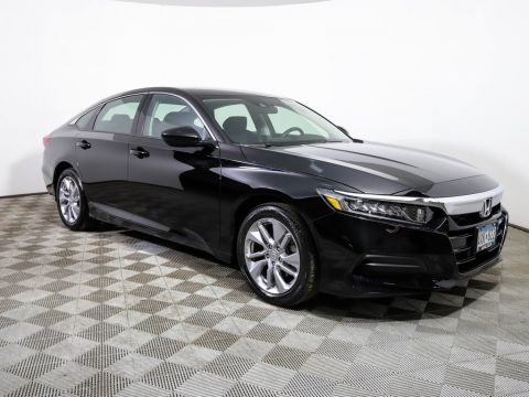 Pre-Owned 2018 Honda Accord Sedan