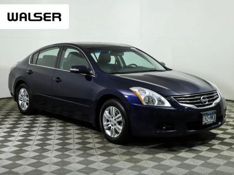 Pre-Owned 2011 Nissan Altima 4dr Sdn I4 CVT 2.5 SL