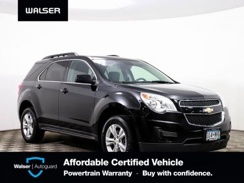Pre-Owned 2012 Chevrolet Equinox LT FWD ALLOYS