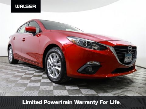 Pre-Owned 2015 Mazda3 TR TECH MOON BOSE