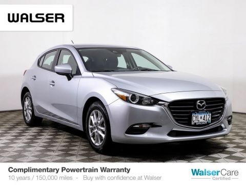 Pre-Owned 2018 Mazda3 Hatchback Sport Auto