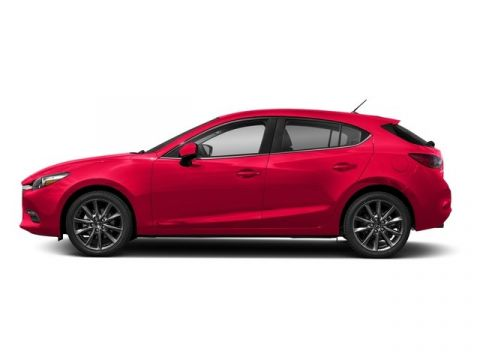 New 2018 Mazda3 5-Door TOURING HATCH