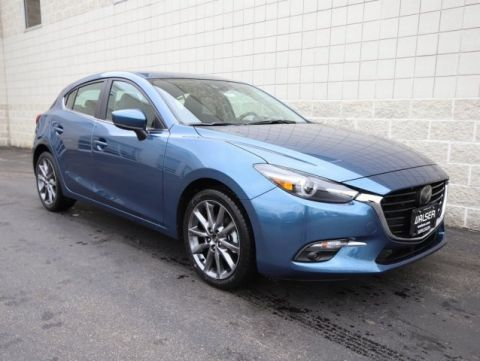 New 2018 Mazda3 5-Door GT HATCH