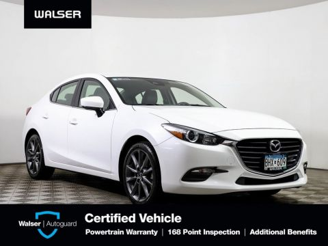 Pre-Owned 2018 Mazda3 Sedan