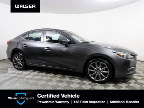 Pre-Owned 2018 Mazda3 4-Door
