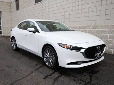 New 2019 Mazda3 Sedan SEDAN PREFERRED