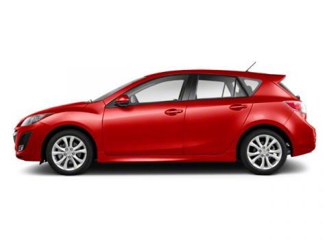 Certified Pre-Owned 2010 Mazda3