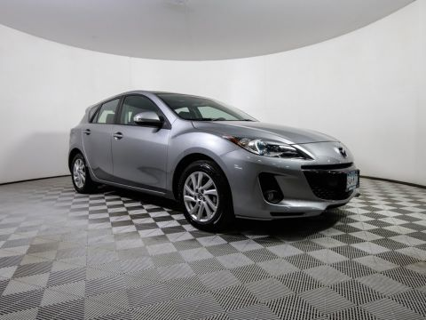 Pre-Owned 2013 Mazda3 Grand Touring Hatch