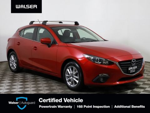Pre-Owned 2016 Mazda3 TR HB NAV MR