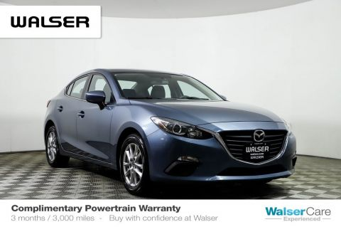 Pre-Owned 2014 Mazda3 TOURING MANUAL
