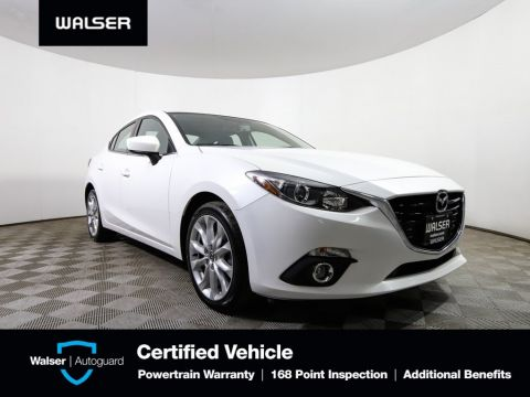 Pre-Owned 2016 Mazda3 Touring Backup Camera