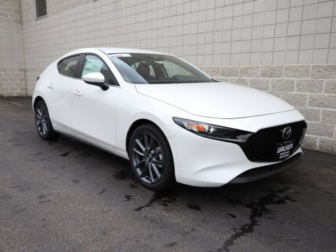 New 2019 Mazda3 Hatchback HATCH