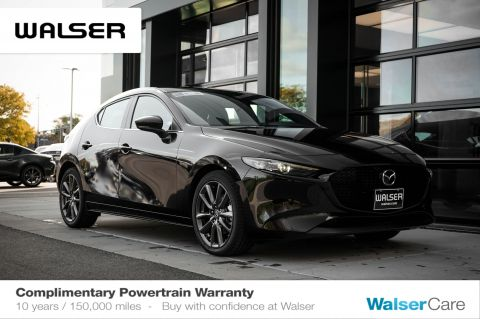 New 2019 Mazda3 Hatchback AWD Auto
