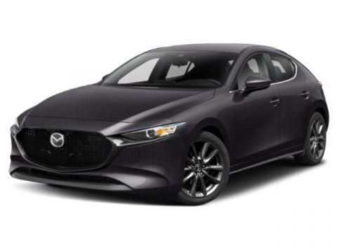 New 2020 Mazda3 Hatchback AWD Auto