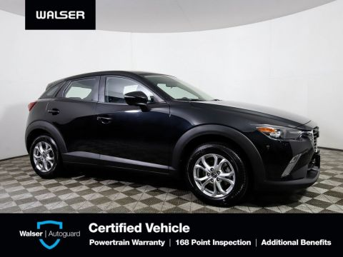 Pre-Owned 2016 Mazda CX-3 TR AWD MOON BOSE