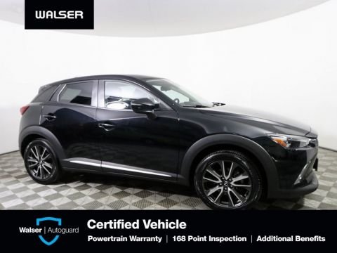 Pre-Owned 2016 Mazda CX-3 GT AWD IACTIV NAV