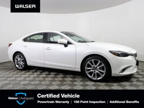 Pre-Owned 2016 Mazda6 TOUR TECH BOSE MR