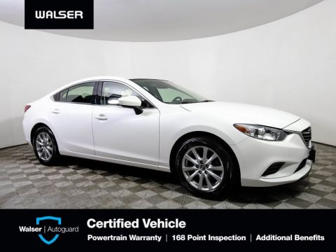 Pre-Owned 2016 Mazda6 SPORT LOW MILES