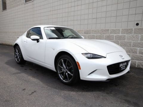 New 2018 Mazda MX-5 Miata GT M/T