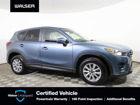Pre-Owned 2016 Mazda CX-5 TR FWD BCAM ALLOYS