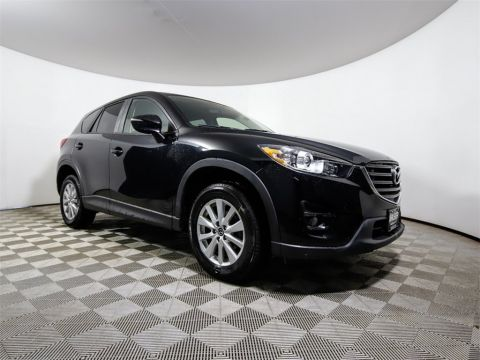 Pre-Owned 2016 Mazda CX-5 Touring AWD Mazda Connect BCam