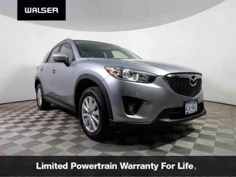 Pre-Owned 2014 Mazda CX-5 Touring Backup Camera