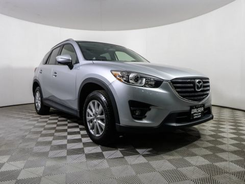Pre-Owned 2016 Mazda CX-5 Touring Moon Bose