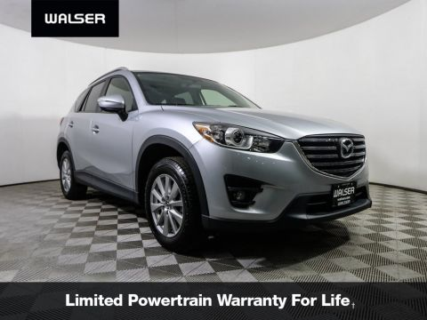 Certified Pre-Owned 2016 Mazda CX-5 Touring Moonroof